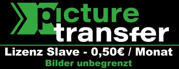 picture transfer - Jahreslizenz Slave