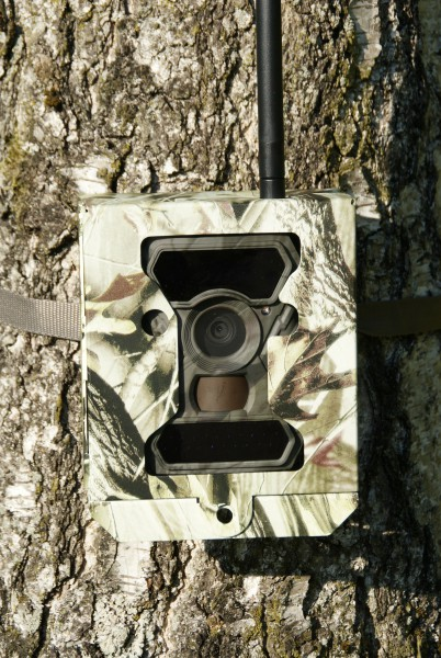 Metallschutzgehäuse Universal Camouflage